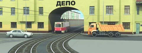Кто из водителей должен уступить дорогу трамваю?