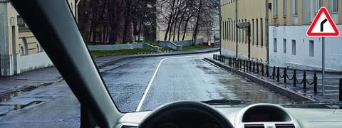 Обязаны ли Вы в данной ситуации подать сигнал правого поворота?