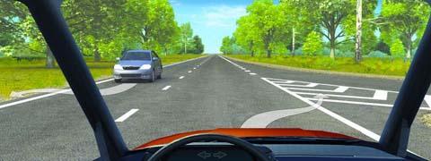 Кому из водителей разрешено пересечь сплошную линию разметки с целью остановки в указанных местах?