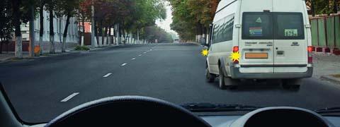 Обязаны ли Вы уступить дорогу маршрутному транспортному средству, отъезжающему от тротуара, где нет обозначенного места остановки?