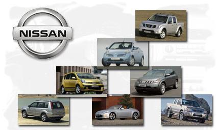Nissan история